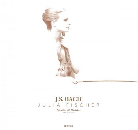 Julia Fischer: J.S. Bach: Sonatas & Partitas - Plak