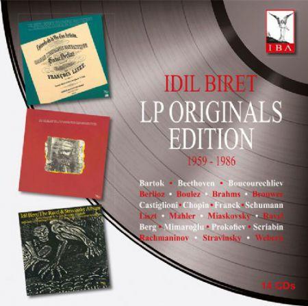 İdil Biret: LP Originals Edition - CD