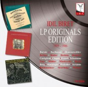 İdil Biret: LP Originals Edition - CD