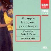 Markus Klinko: Musique Francaise pour Harpe (Debussy, Satie & Fauré) - CD