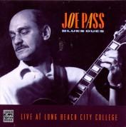 Joe Pass: Blues Dues - CD