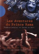 The adventures of Prince Rama CD+DVD - CD