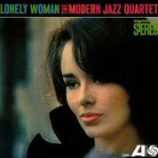 The Modern Jazz Quartet: Lonely Woman - Plak