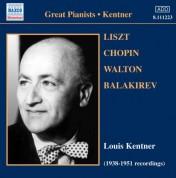 Louis Kentner: Balakirev: Piano Sonata / Liszt: Apres Une Lecture Du Dante (Kentner) (1938-1951) - CD