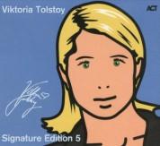 Viktoria Tolstoy Signature Edition 5 - CD