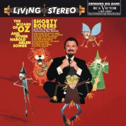 Shorty Rogers: The Wizard Of Oz - Plak