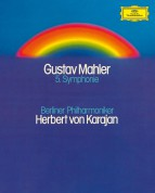 Berliner Philharmoniker, Herbert von Karajan: Mahler: Symphonie No. 5 - BluRay Audio