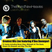 Brand New Heavies: Live In London - CD