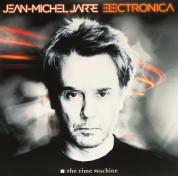 Jean-Michel Jarre: Electronica - The Time Machine - Plak