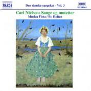 Bo Holten, Musica Ficta: Den danske sangskat, Vol. 3 - Carl Nielsen: Sange og motetter - CD