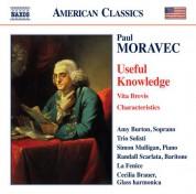Paul Moravec: Moravec: Useful Knowledge - CD