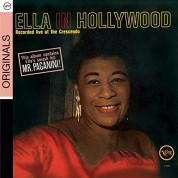 Ella Fitzgerald: Ella In Hollywood - CD