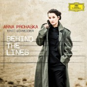 Anna Prohaska, Eric Schneider: Anna Prohaska - Behind The Lines - CD
