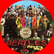 The Beatles: Sgt. Pepper's Lonely Hearts Club Band  (Limited Edition - Picture Disc) - Plak