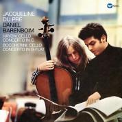 Jacqueline du Pré, Daniel Barenboim: Haydn, Boccherini: Cello Concerto - Plak