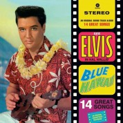 Elvis Presley: Blue Hawaii (Limited Edition) - Plak