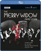 Lehár: The Merry Widow - BluRay