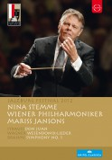 Wiener Philharmoniker, Mariss Jansons: Jansons at the Salzburg Festival 2012 - DVD