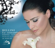Alessandro De Marchi, Cecilia Bartoli, Ildebrando D'Arcangelo, Juan Diego Florez, Orchestra La Scintilla: Bellini: La Sonnambula - CD