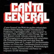 Mikis Theodorakis: Canto General - CD