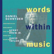 Daniel Schnyder: Words Within Music - CD