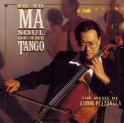 Yo-Yo Ma: Soul Of The Tango - Plak