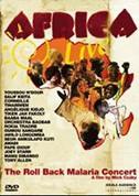 Çeşitli Sanatçılar: Africa Live - The Roll Back Malaria Concert - DVD