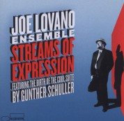 Joe Lovano: Streams of Expression - CD