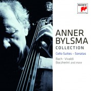 Anner Bylsma Collection - Cello Suites - Sonatas - CD