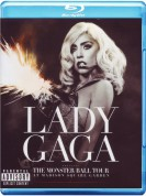 Lady Gaga: The Monster Ball Tour At Madison Square Garden - BluRay