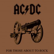 AC/DC: For Those About to Rock - CD