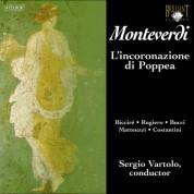 Sergio Vartolo: Monteverdi: L'Incoronazione di Poppea - CD