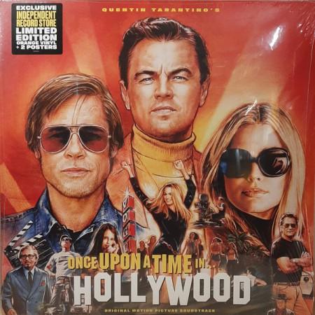 Çeşitli Sanatçılar: Quentin Tarantino's Once Upon a Time in Hollywood (Orange Vinyl) - Plak