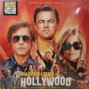 Çeşitli Sanatçılar: Quentin Tarantino's Once Upon a Time in Hollywood (Orange Vinyl) - Plak