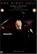 Barbra Streisand: One Night Only: Live At Village Vanguard - DVD