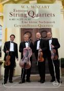 Gewandhaus Quartett: Mozart: Famous String Quartets - DVD