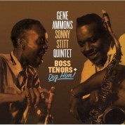 Gene Ammons: Boss Tenors + Dig Him - CD