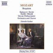 Çeşitli Sanatçılar: Mozart, W.A.: Requiem in D Minor - CD