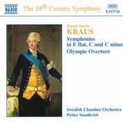 Petter Sundkvist: Kraus: Symphonies, Vol.  1 - CD