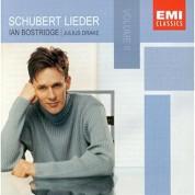 Ian Bostridge, Julius Drake: Schubert: Lieder Volume I - CD