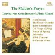 Maiden'S Prayer (The) - Leaves From Grandmother'S Piano Album - CD