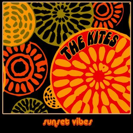 The Kites: Sunset Vibes (Clear Blue Vinyl) - Plak