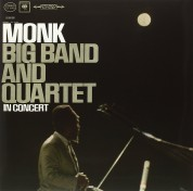 Thelonious Monk: Big Band and Quartet in Concert - Plak