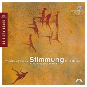 Theatre of Voices, Paul Hillier: Stockhausen: Stimmung - SACD