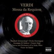 Verdi: Messa Da Requiem (Schwarzkopf, Di Stefano, De Sabata) (1954) - CD