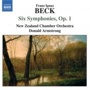 Donald Armstrong: Beck: 6 Symphonies, Op. 1 - CD
