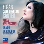 Alisa Weilerstein, Daniel Barenboim, Staatskapelle Berlin: Elgar / Carter / Bruch: Cello Concertos/ Kol Nidrei - CD