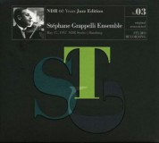 Stéphane Grappelli: NDR 60 Years Jazz Edition (SG) - Plak