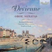 Brukhard Glaetzner, Christine Schornsheim, Siegfried Pank: Devienne: Oboe Sonatas - CD