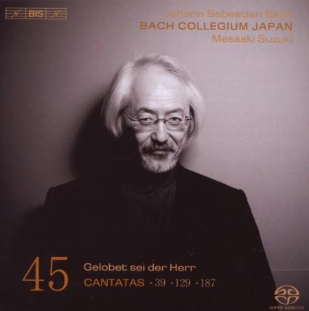 Bach Collegium Japan, Masaaki Suzuki: Bach: Cantatas, Vol. 45 - CD
